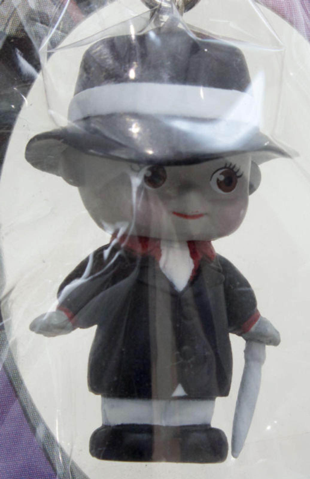 Humanoid Monster Bem Rose O'neill Kewpie Kewsion Strap JAPAN ANIME MANGA
