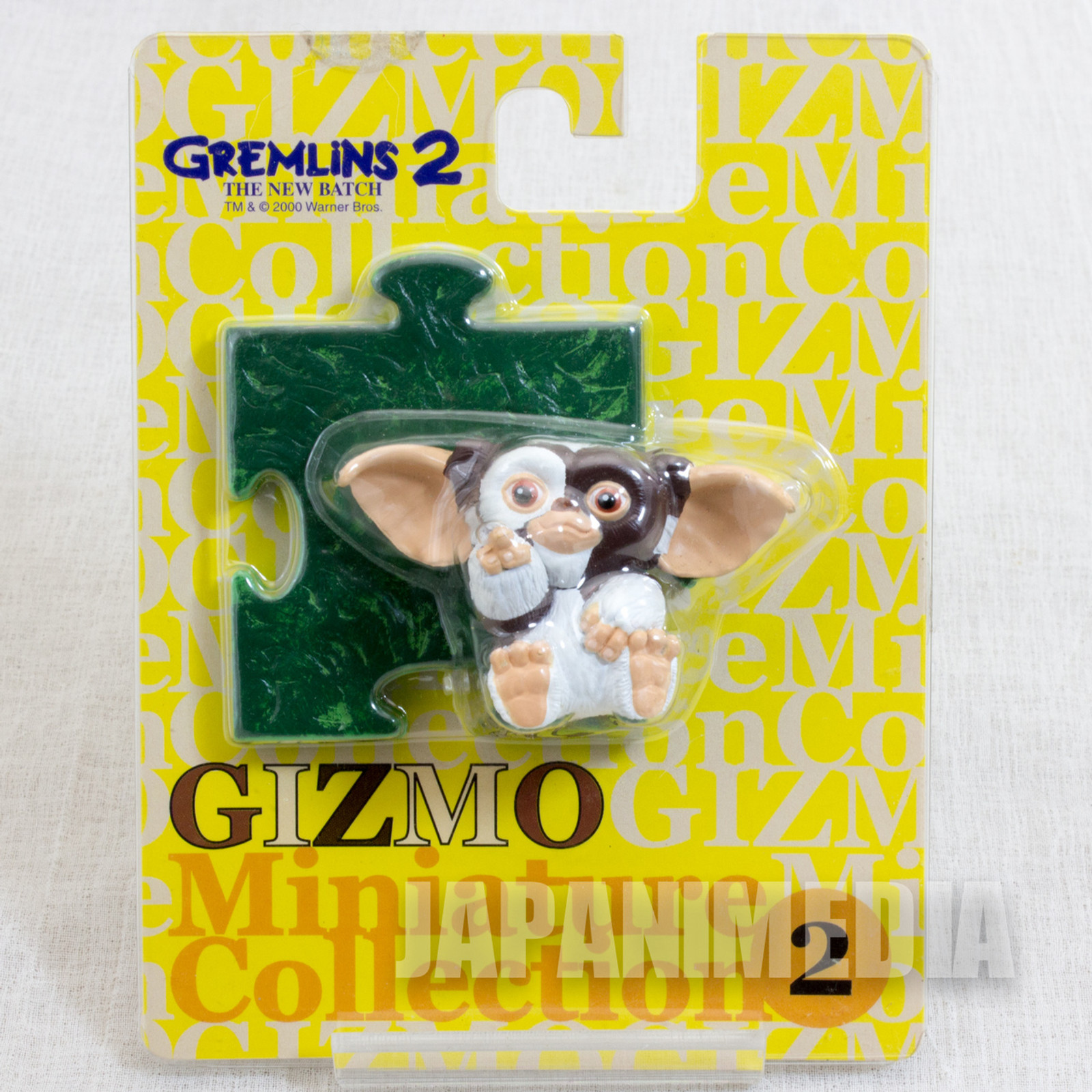 Gremlins 2 The New Batch Gizmo Miniature Figure Collection #2 Jun Planning JAPAN
