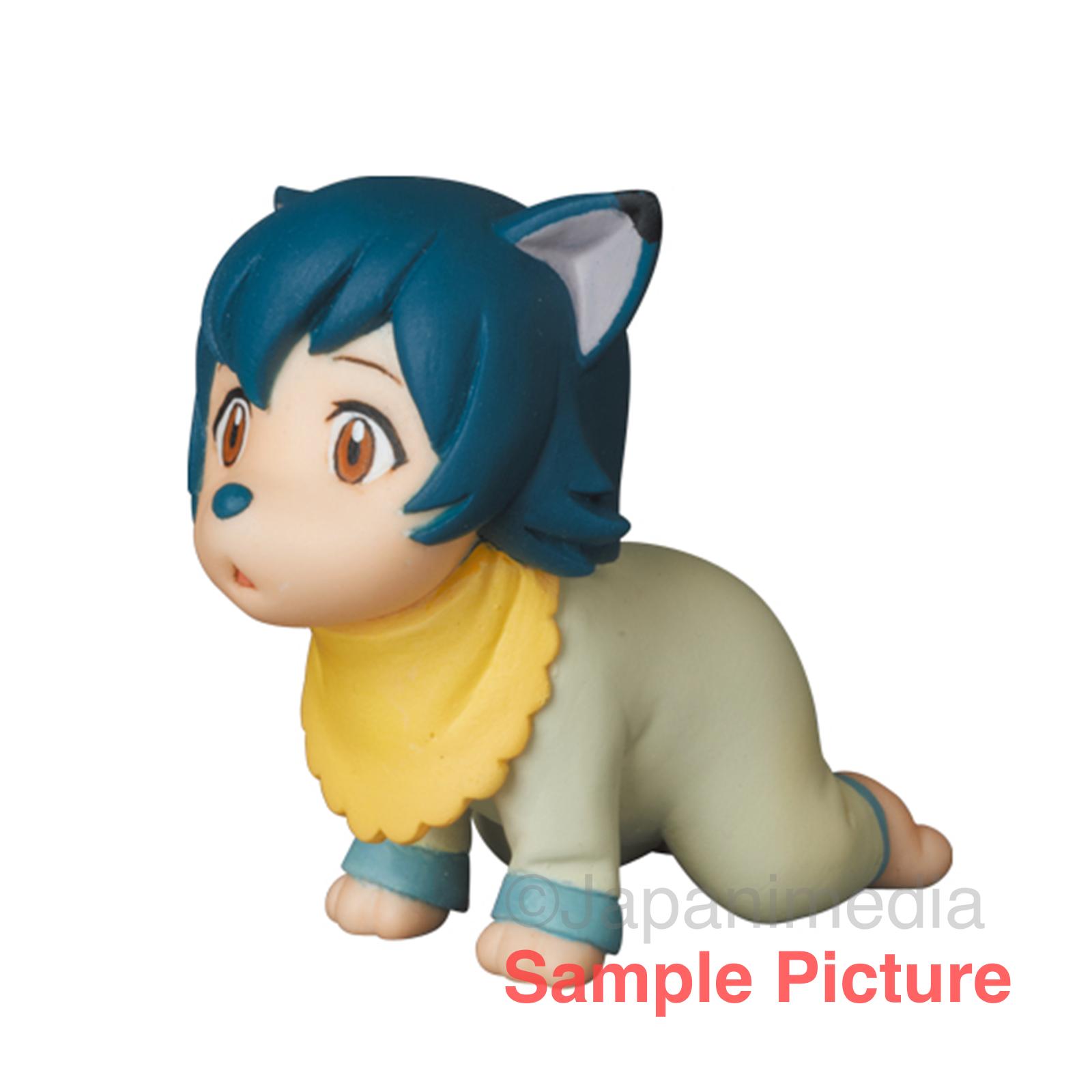 RARE! Wolf Children AME Ultra Detail Figure UDF Medicom Toy JAPAN ANIME