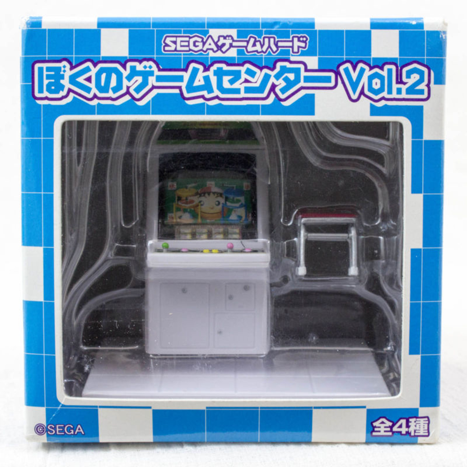 RARE!! Boku no My Game Center Vol.2 NidoarukotowaSandoa-ru Miniature Figure