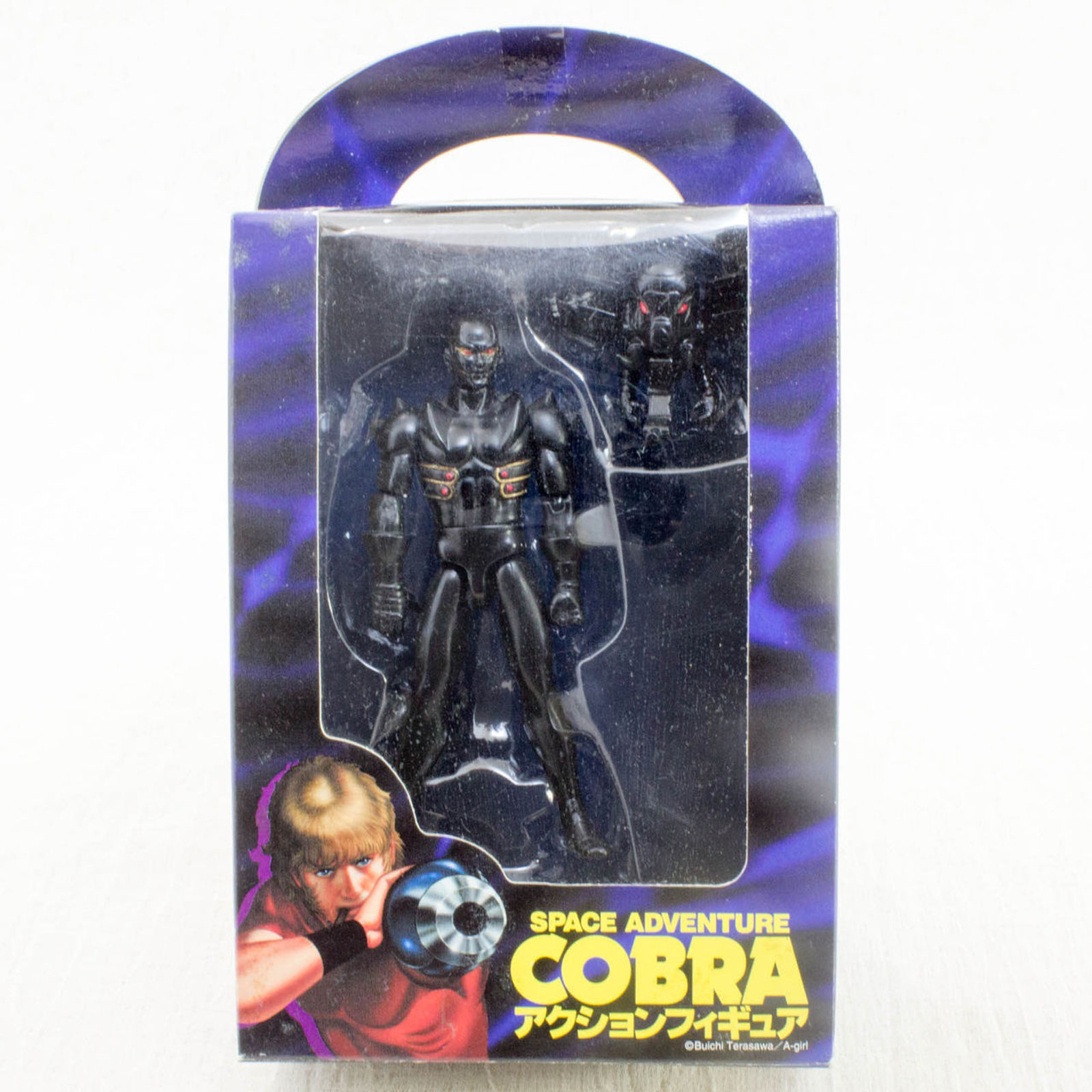 Space Adventure Cobra Backsword Zero Action Figure Banpresto JAPAN ANIME MANGA