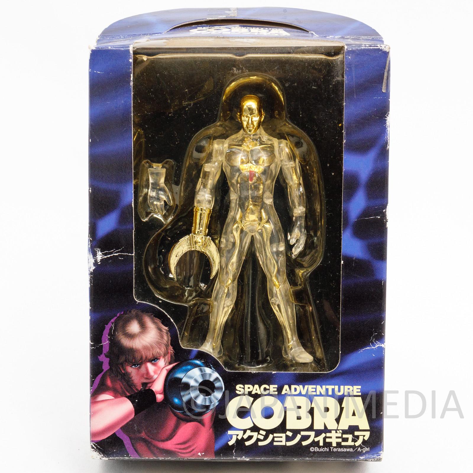 Space Adventure Cobra Crystal Boy Action Figure Banpresto JAPAN ANIME MANGA