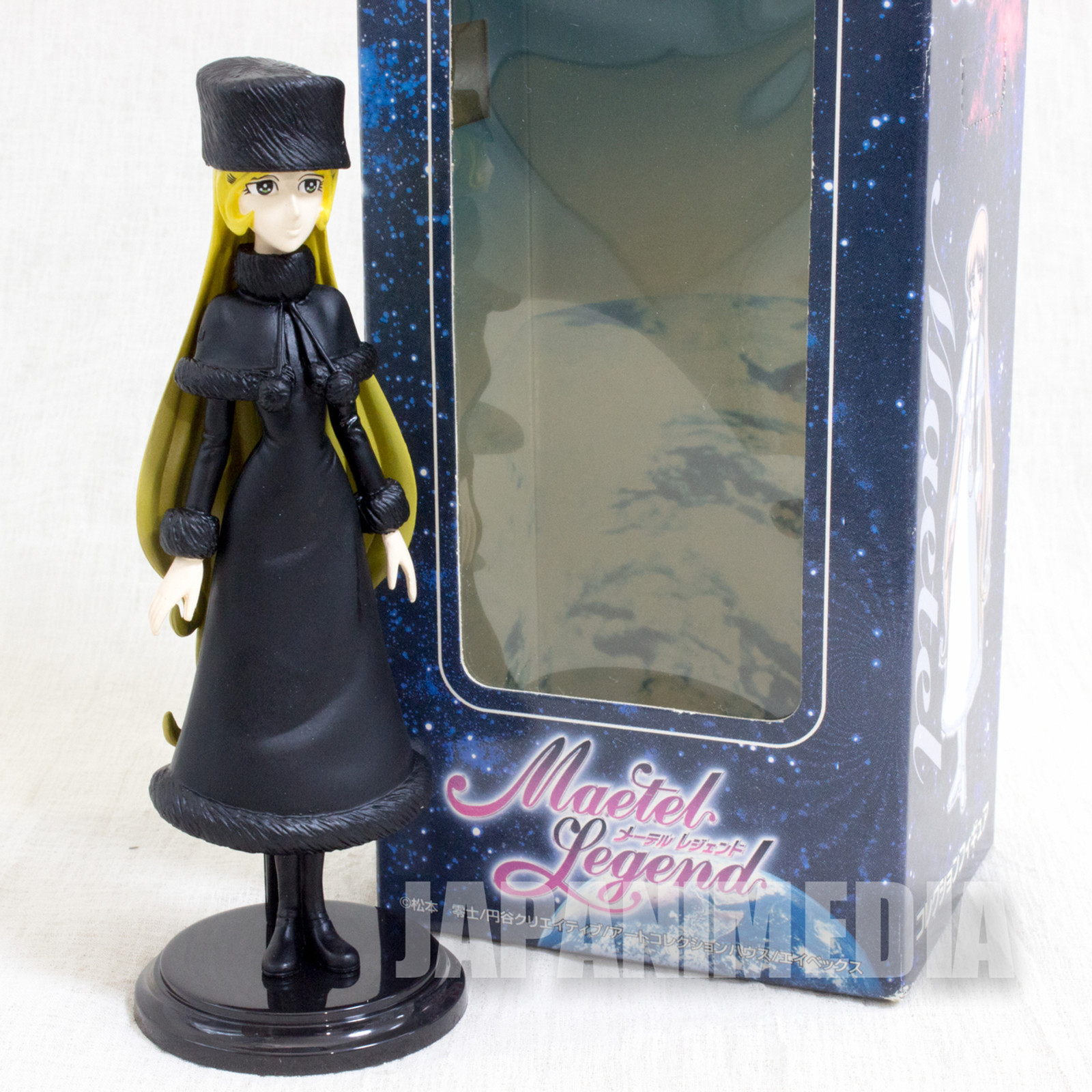 Galaxy Express 999 Maetel (Normal ver.) Maetel Legend Collection Figure JAPAN ANIME REIJI MATSUMOTO