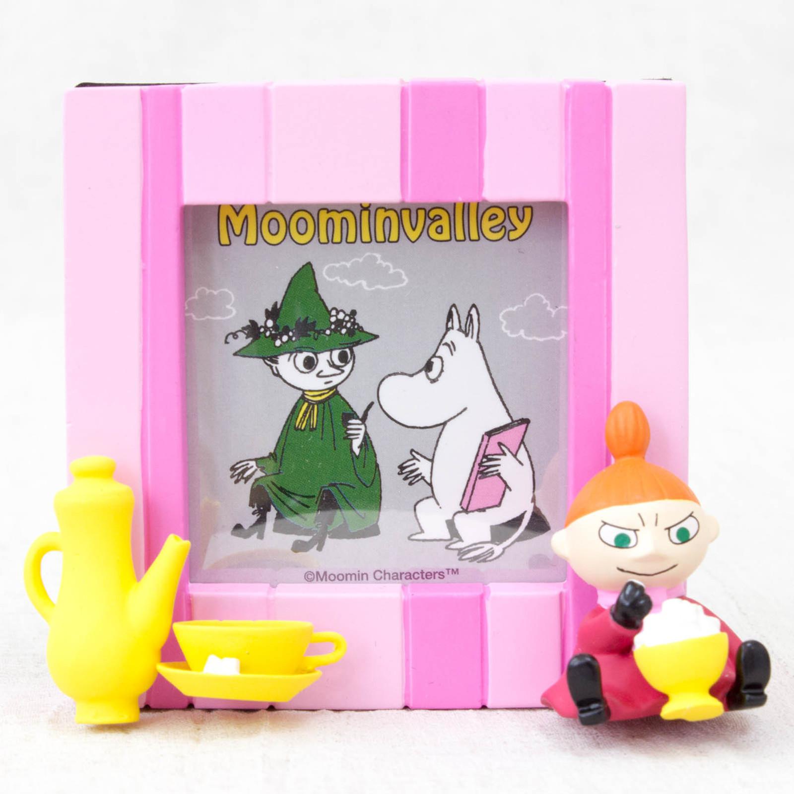 Moomin Valley Mini Photo Frame Little My Toshin Pack JAPAN ANIME