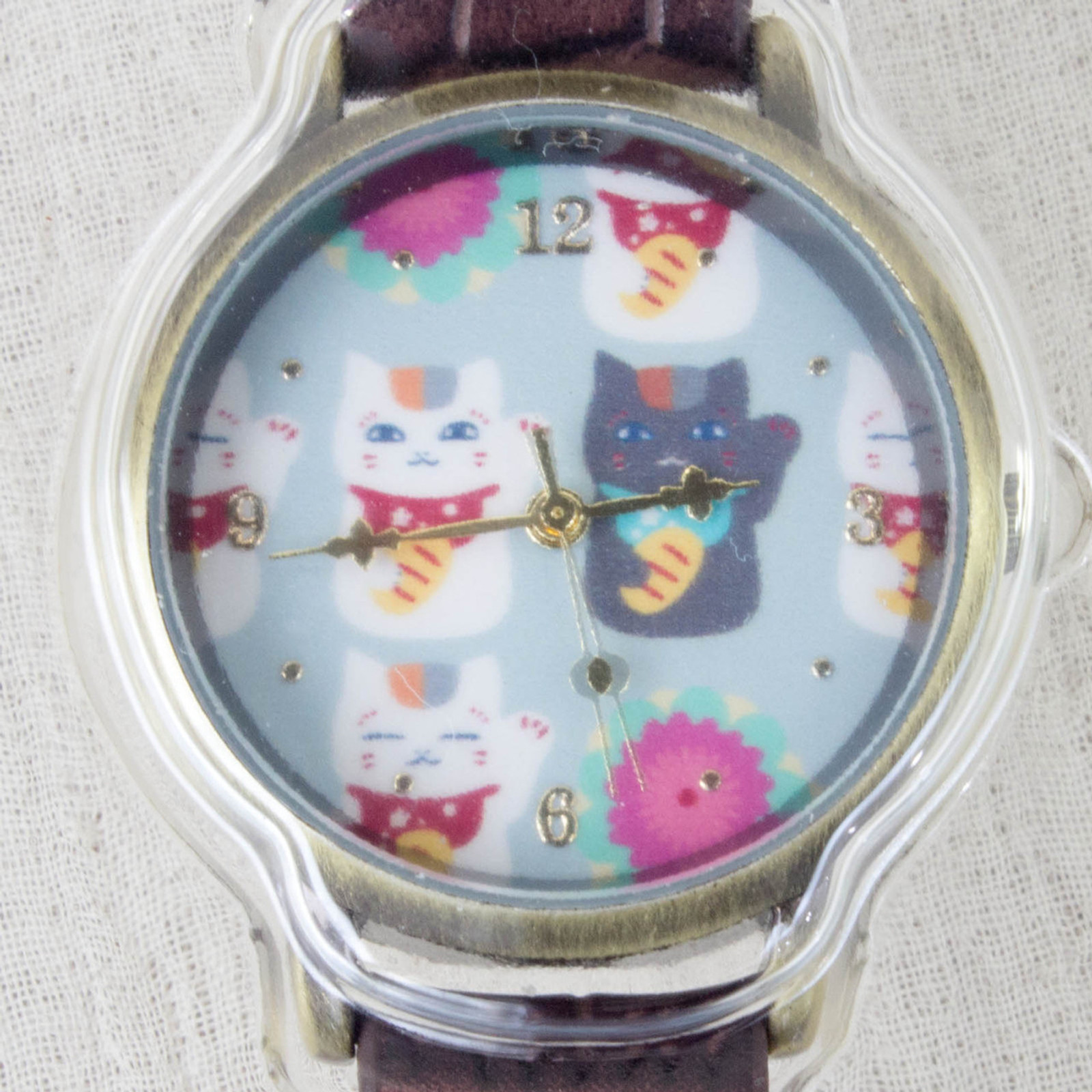 Natsume's Book of Friends Nyanko Sensei List Watch Banpresto JAPAN ANIME MANGA