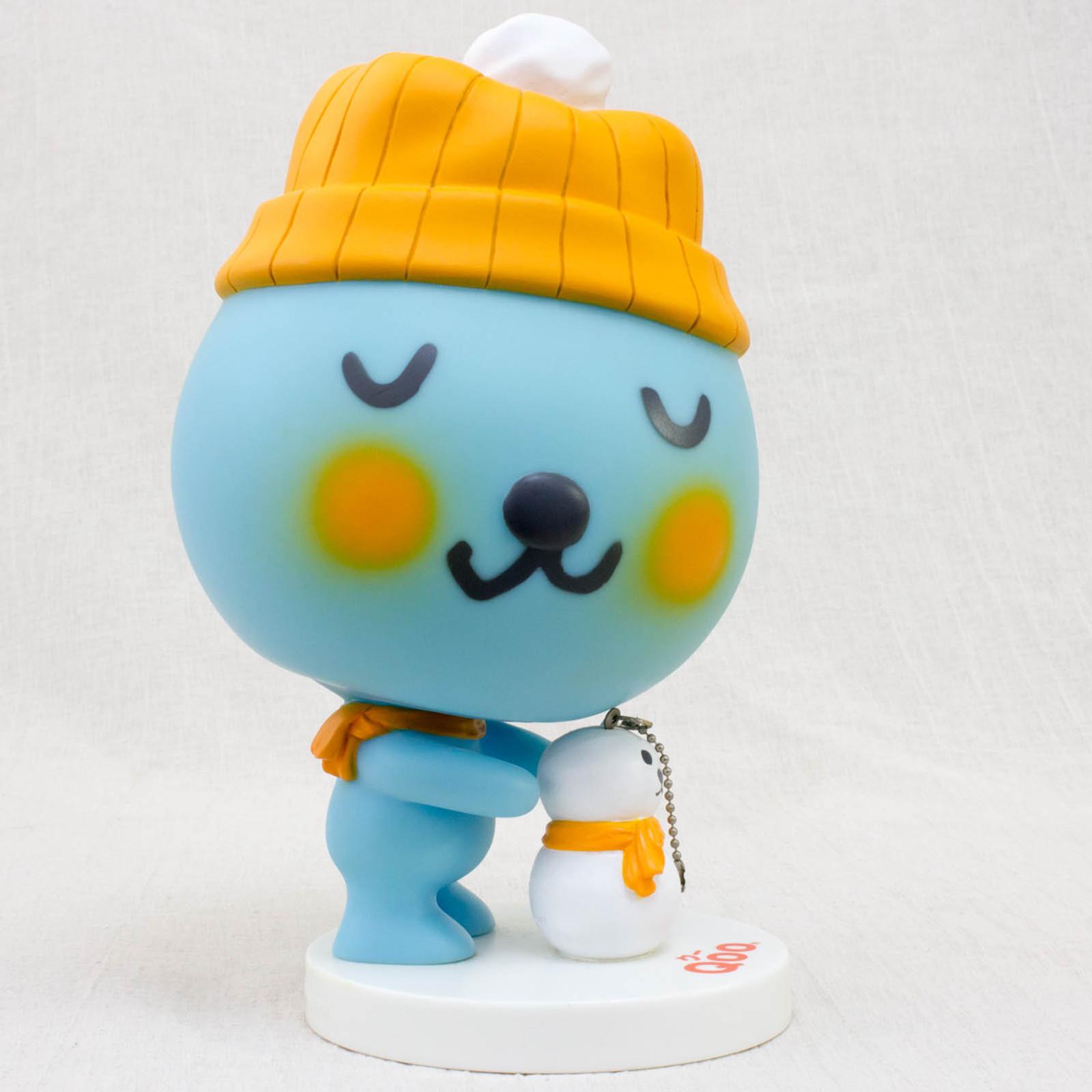 QOO with Snowman Figure Coca-Cola Yamazaki Japan Limited Product