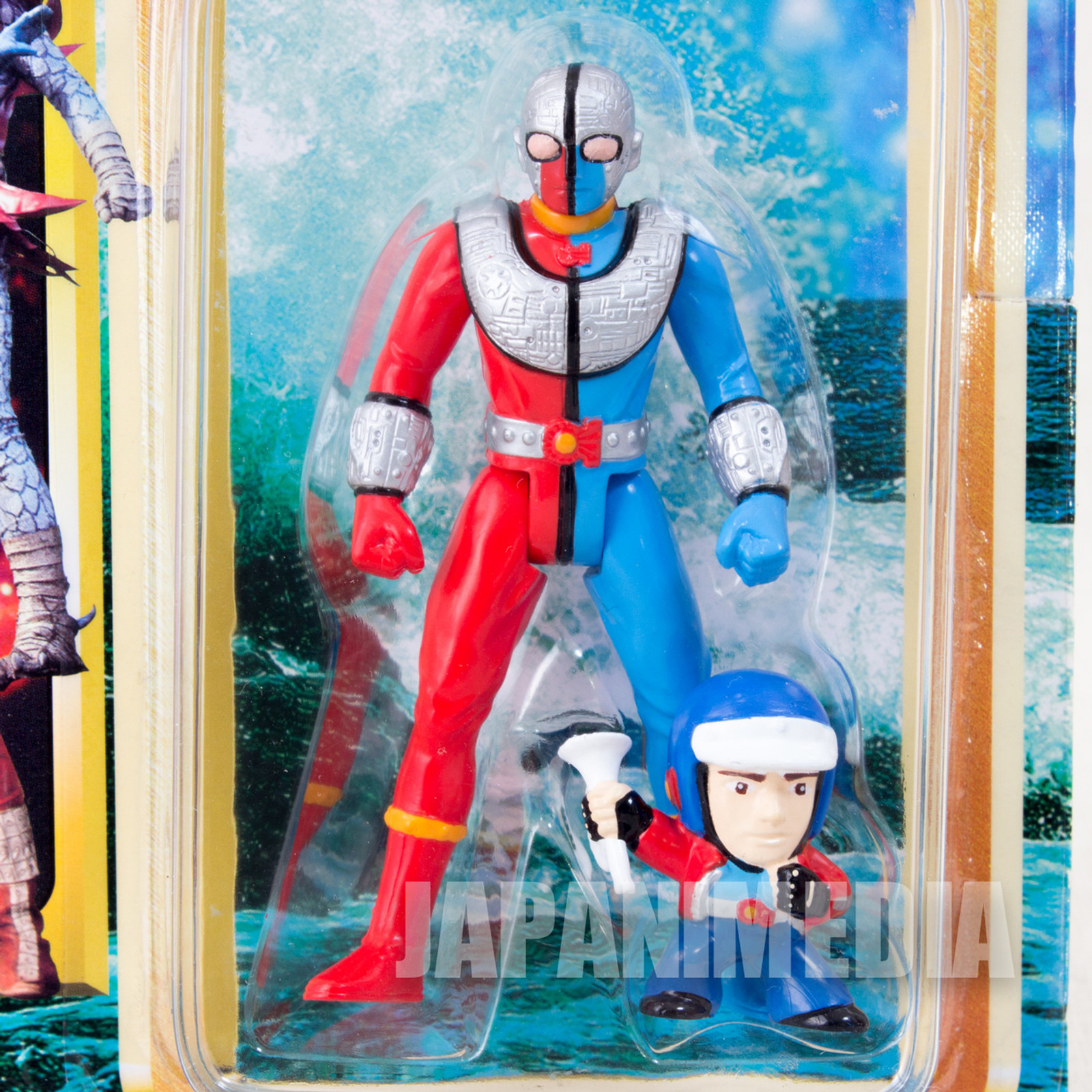 Kikaider 01 Toei Hero Action Figure Collection JAPAN ANIME TOKUSATSU