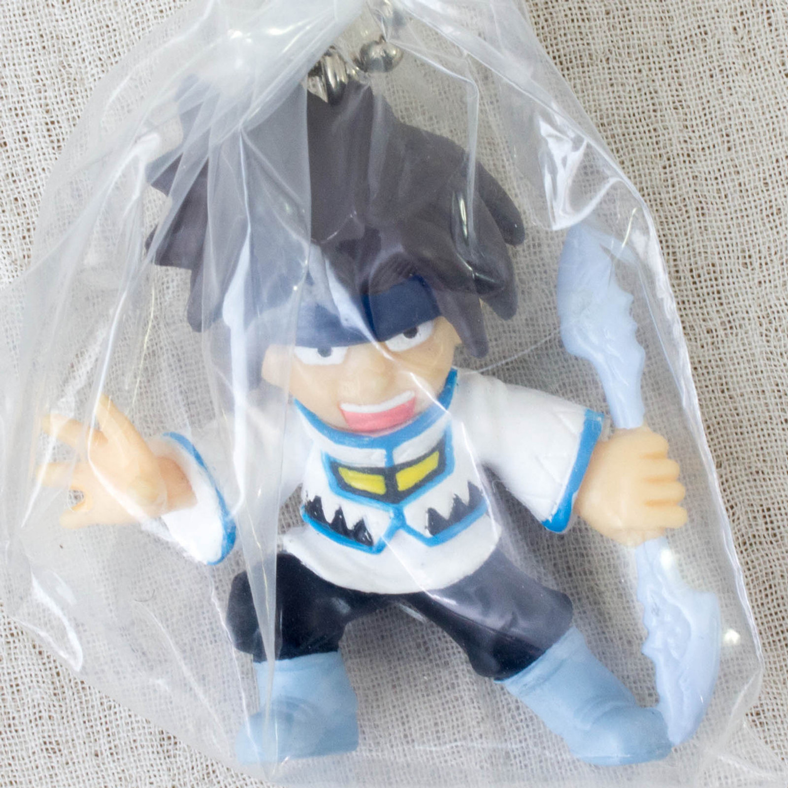 Beet the Vandel Buster SLADE Mini Figure Ballchain BANDAI JAPAN ANIME