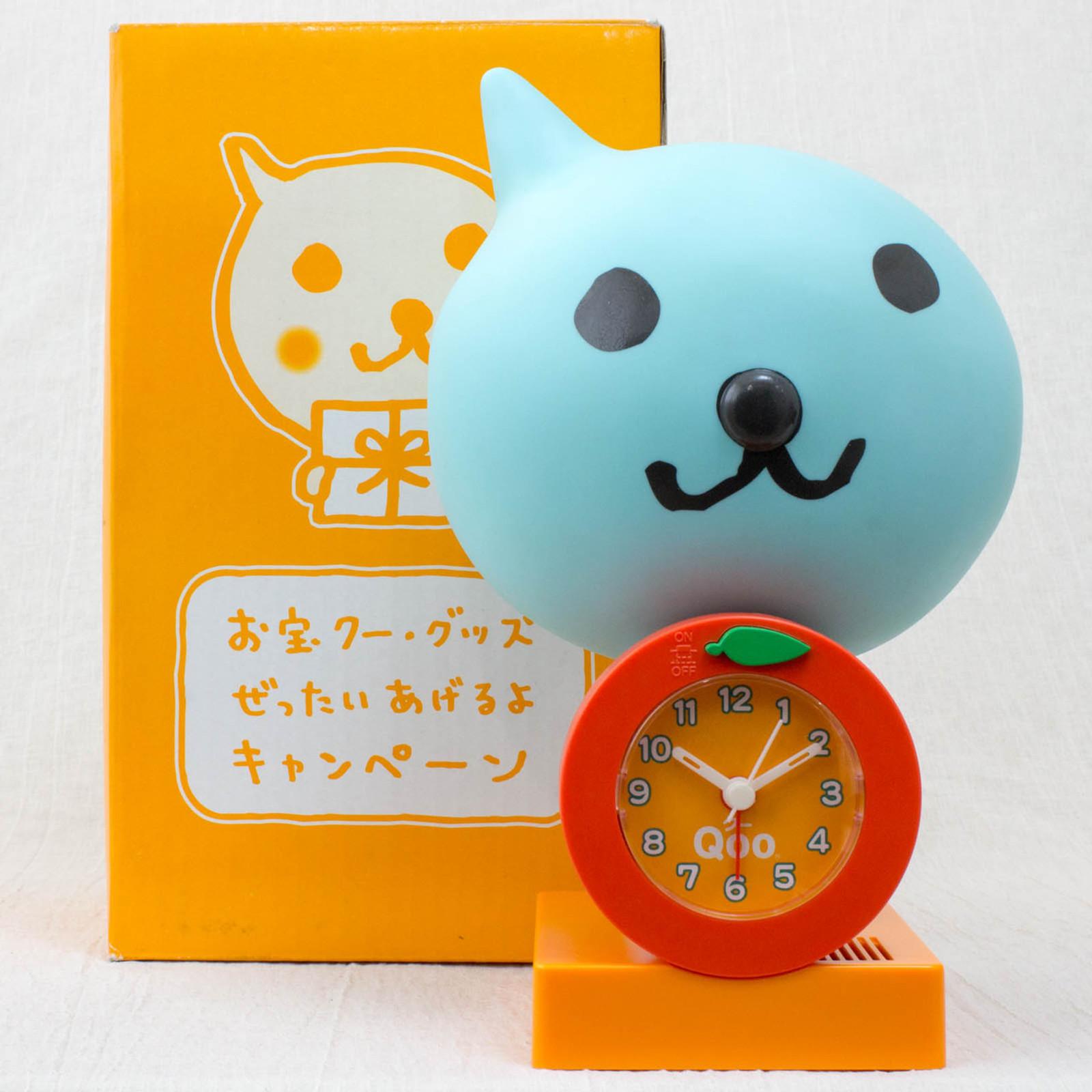QOO Music Singing Alarm Clock Figure Coca-Cola Japan Limited Product