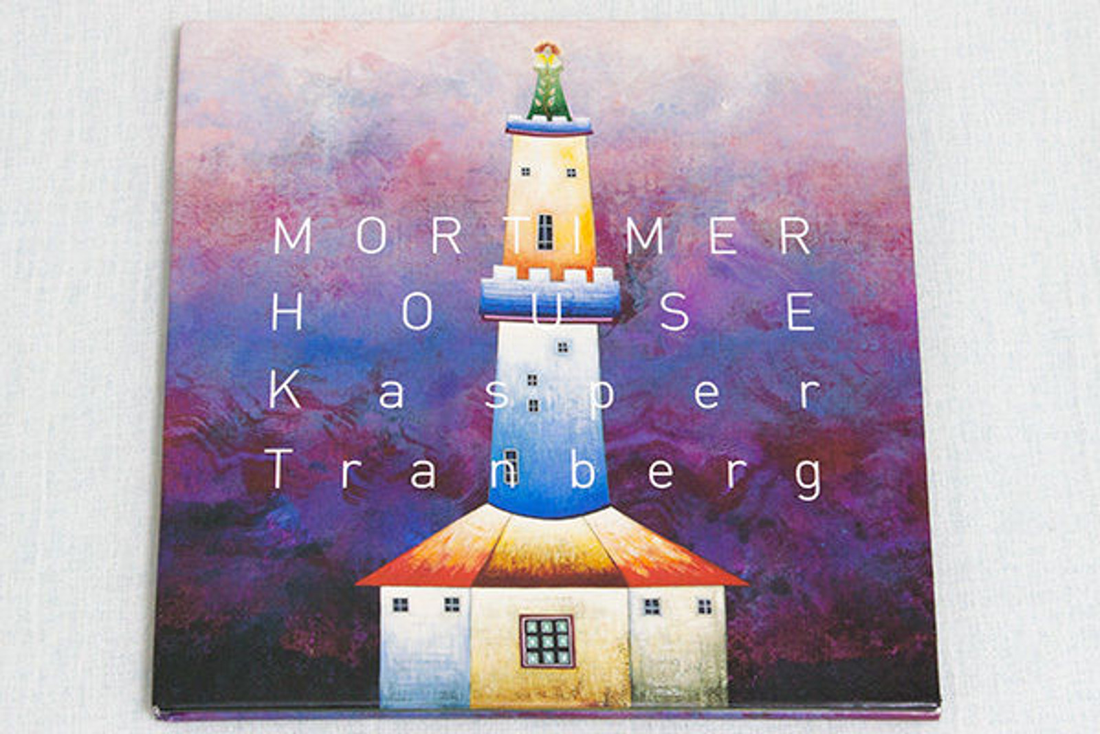 Kasper Tranberg Mortimer House CD Album JAPAN EWCD0047