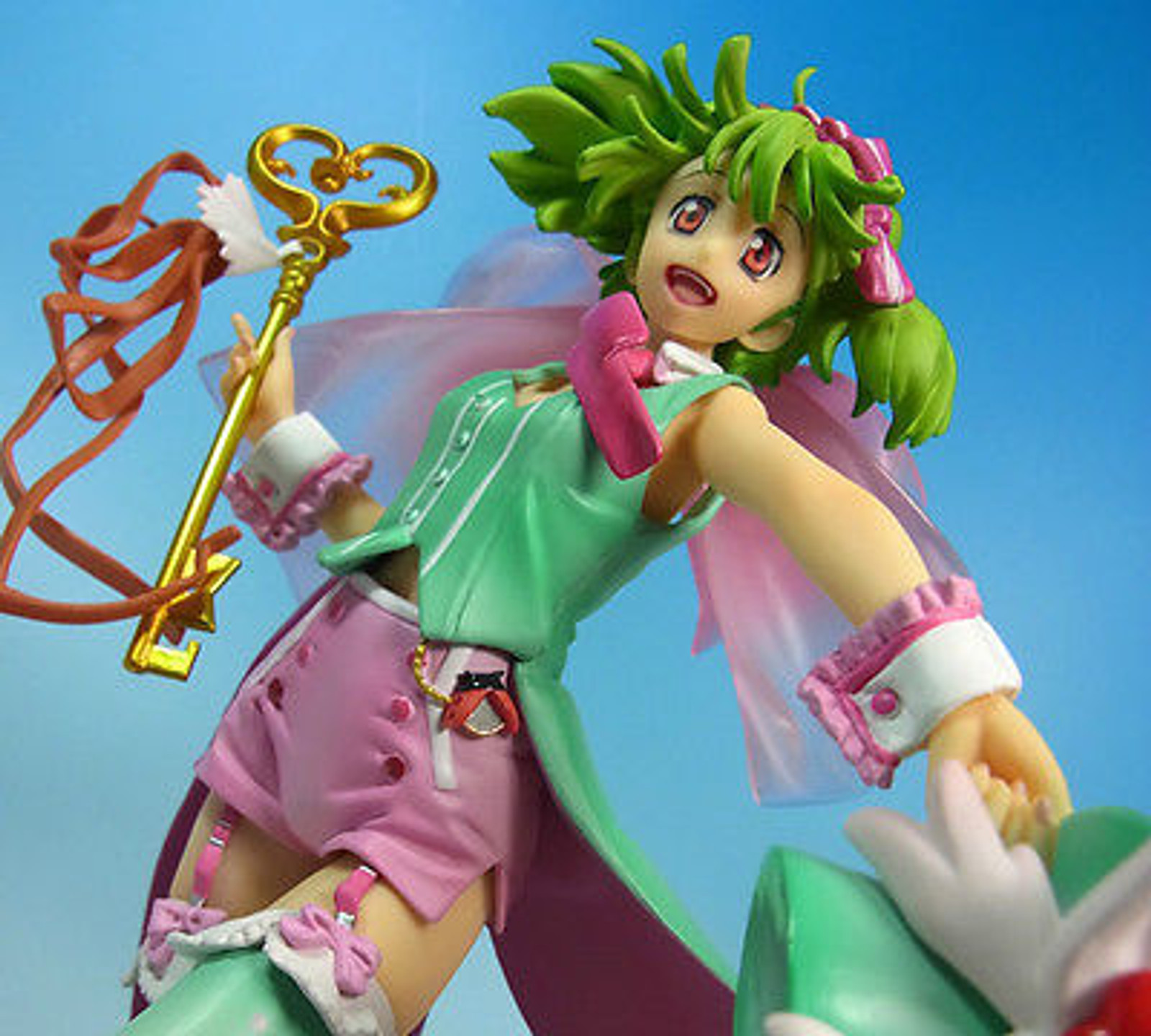 Macross Frontier Ranka Lee Pastel ver. Ichiban Kuji 1.5 Figure Banpresto JAPAN ANIME