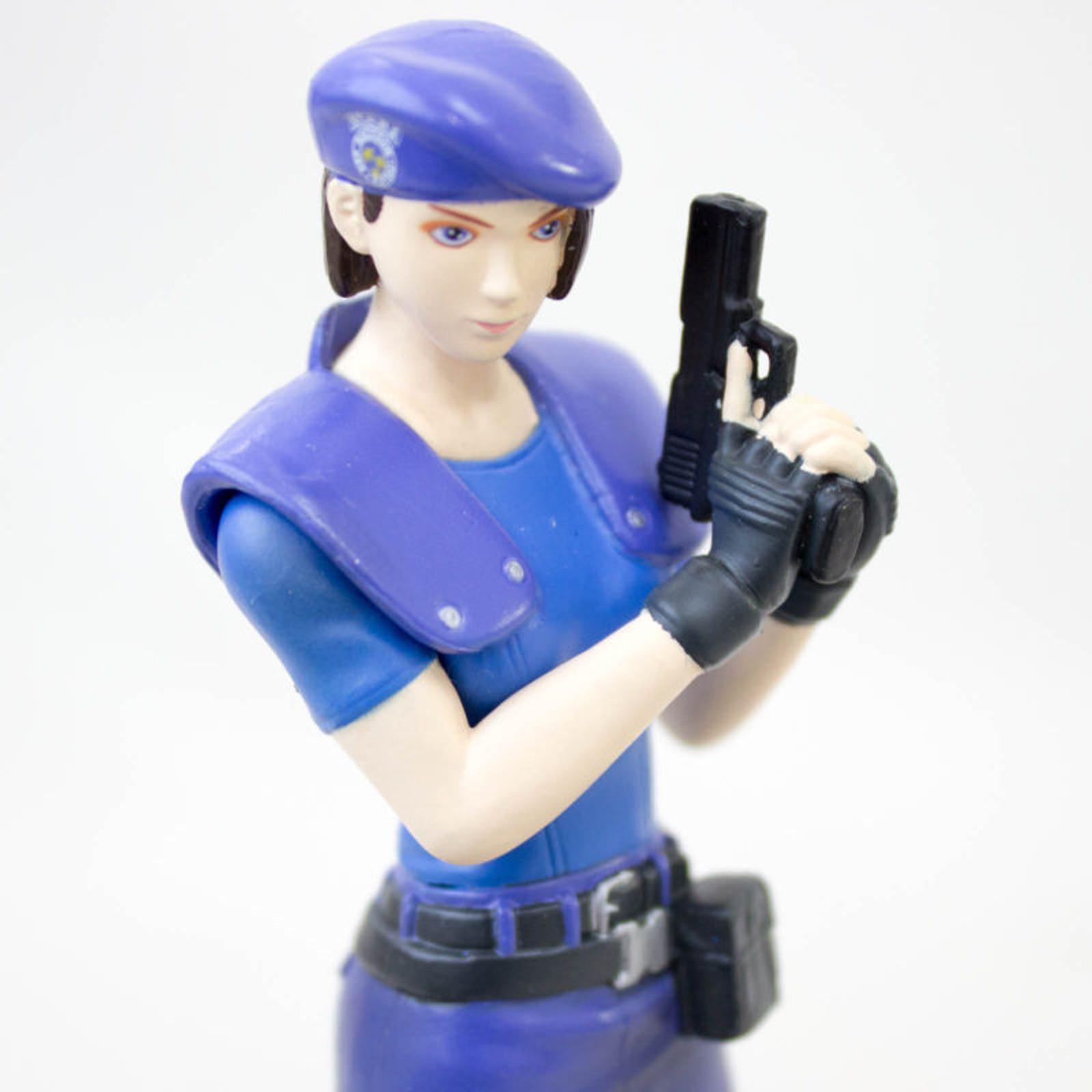 RESIDENT EVIL Biohazard Jill Valentine Original Clock figure Capcom JAPAN PS