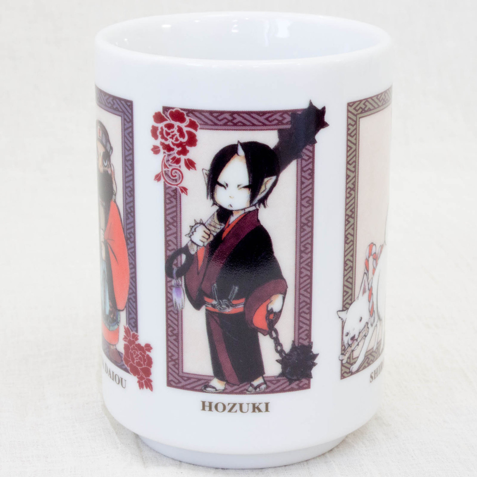 Hozuki no Reitetsu Japanese Tea Cup Yunomi Movic JAPAN ANIME MANGA