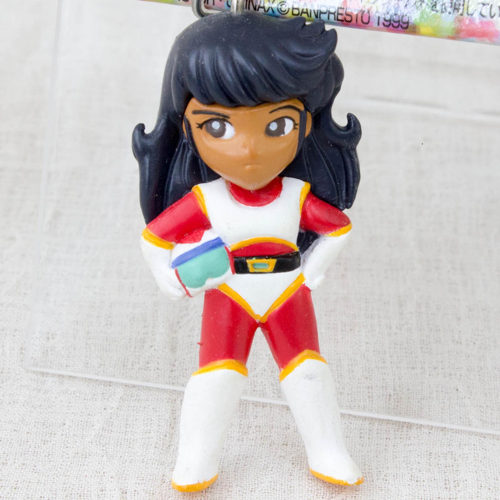 Great Mazinger Z Jun Honoo Figure Key Chain Super Robot Wars JAPAN NAGAI GO