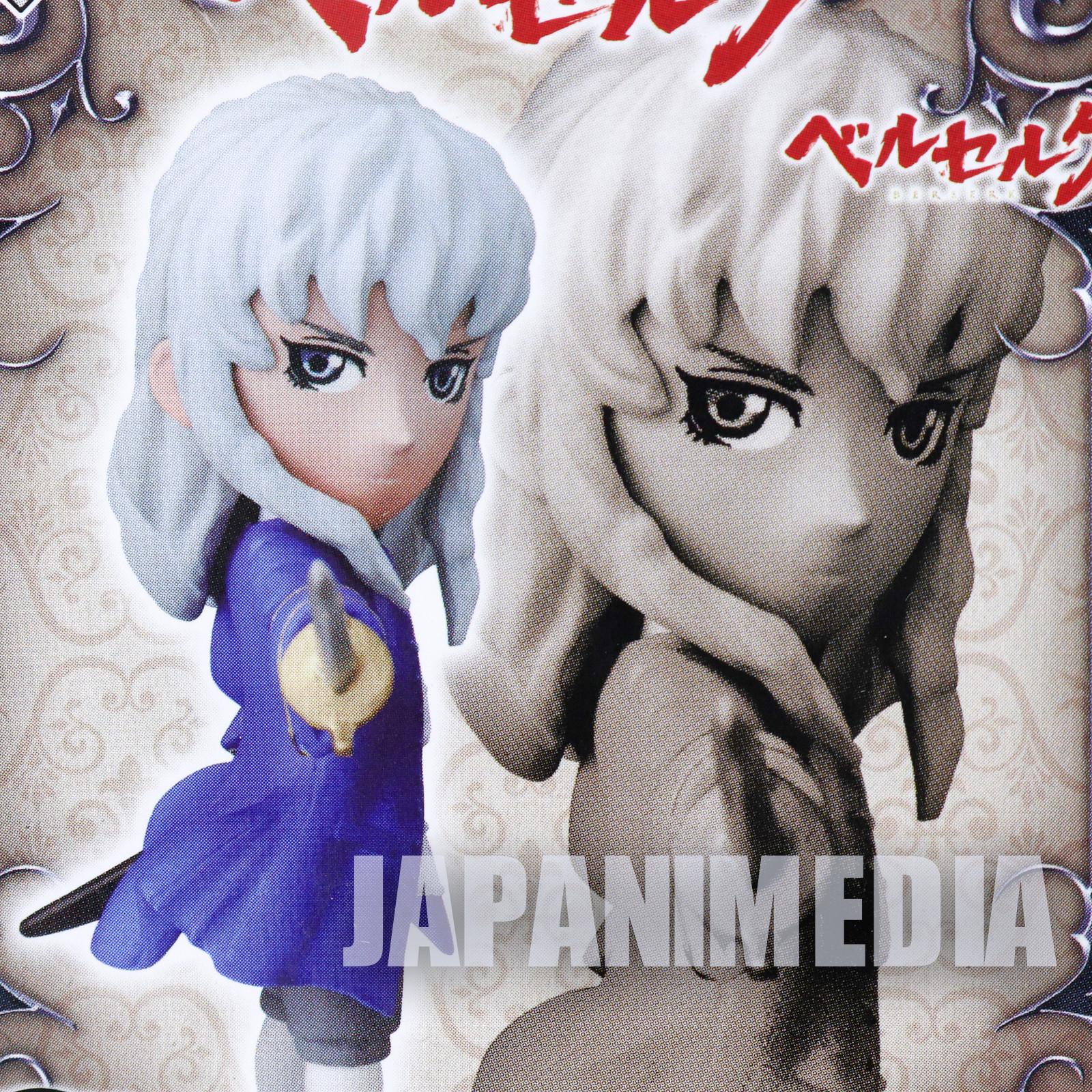 Berserk Griffith Card Stand Figure Banpresto JAPAN ANIME