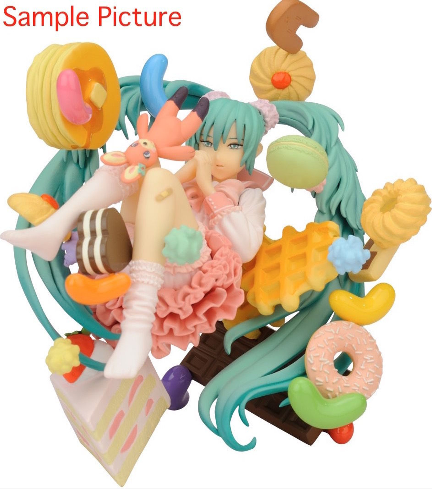 Hatsune Miku MIKUMO LOL Lots of Lough Imagination Figure JAPAN ANIME