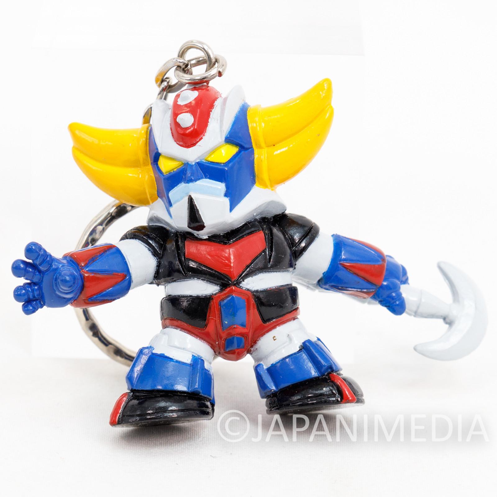 UFO Robot Grendizer Mascot Figure Key Chain JAPAN ANIME MANGA