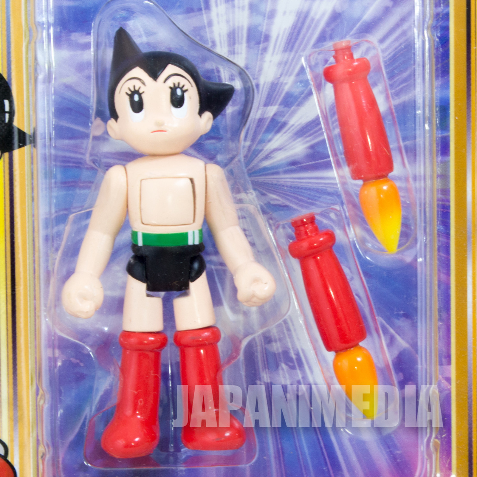 Astro Boy Atom Tezuka Osamu Action Figure Collection JAPAN ANIME