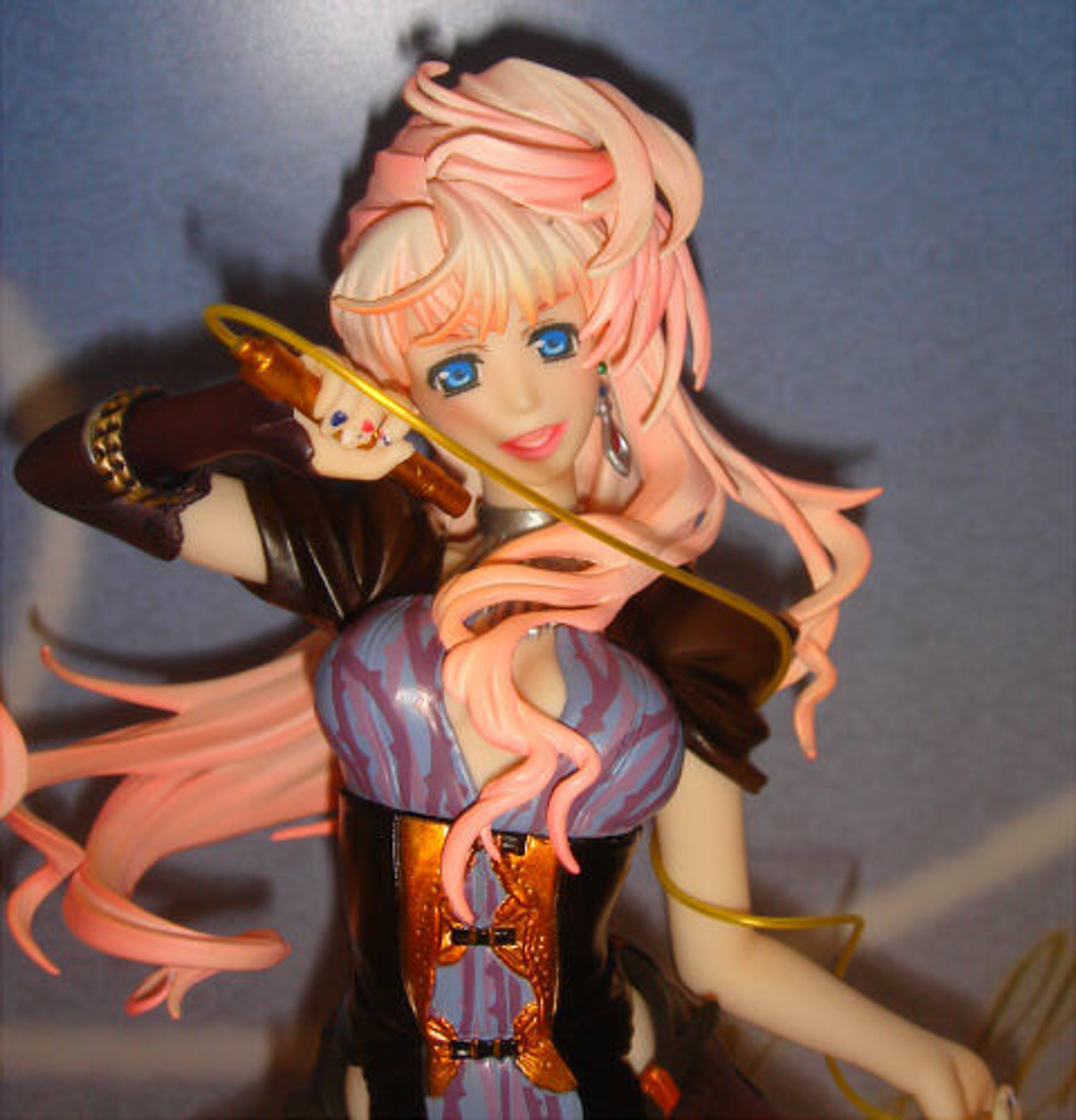 Macross Frontier Sheryl Nome FB7 Ver. Figure Banpresto Ichiban Kuji JAPAN ANIME