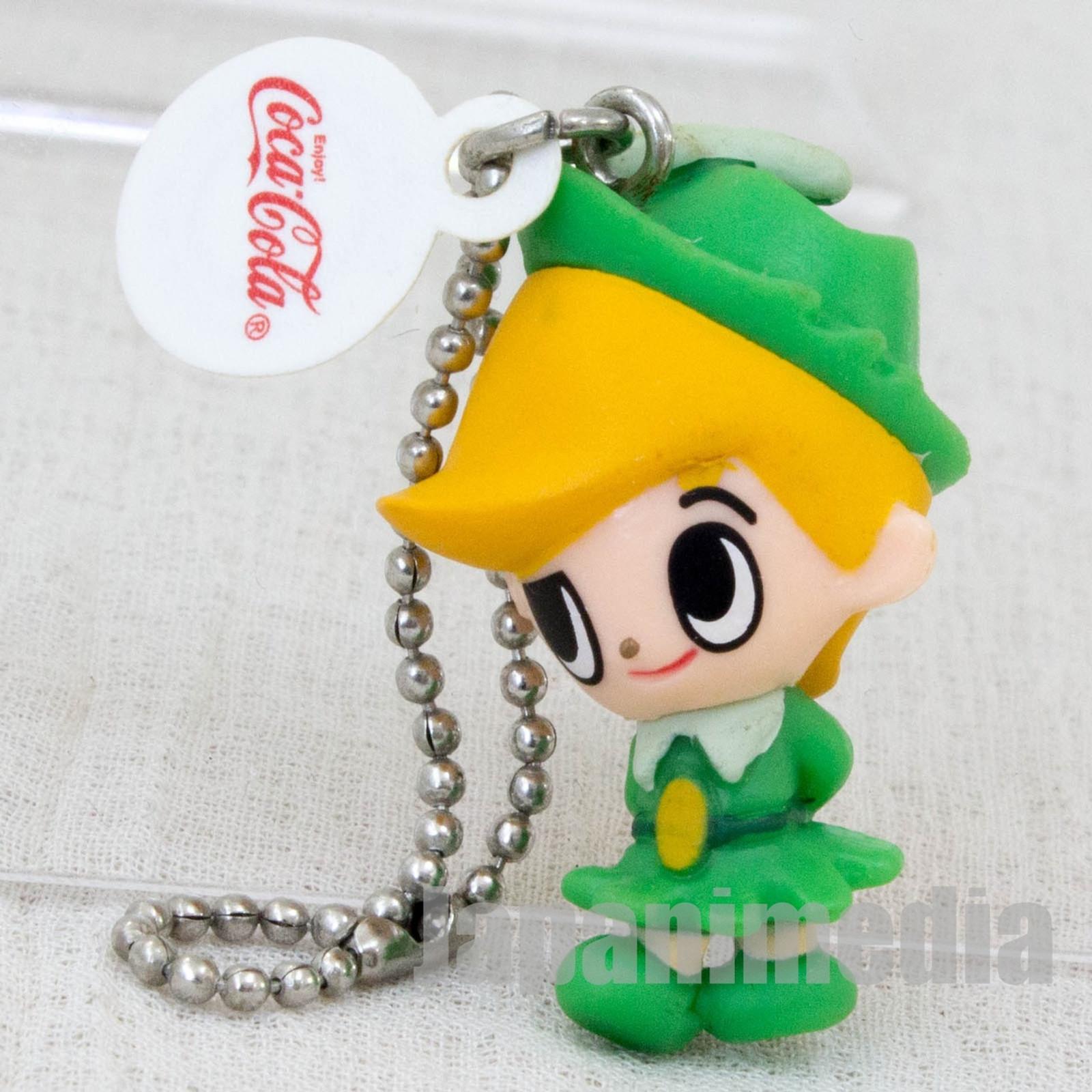 Princess Knight Tink Mascot Figure Ball Chain Tezuka Osamu JAPAN ANIME