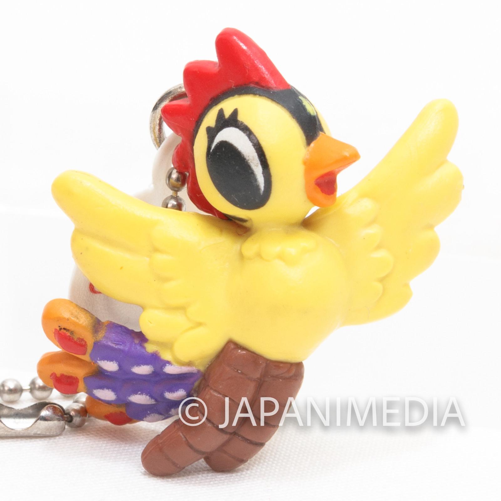 Phoenix Hinotori Mascot Figure Ball Chain Tezuka Osamu JAPAN ANIME