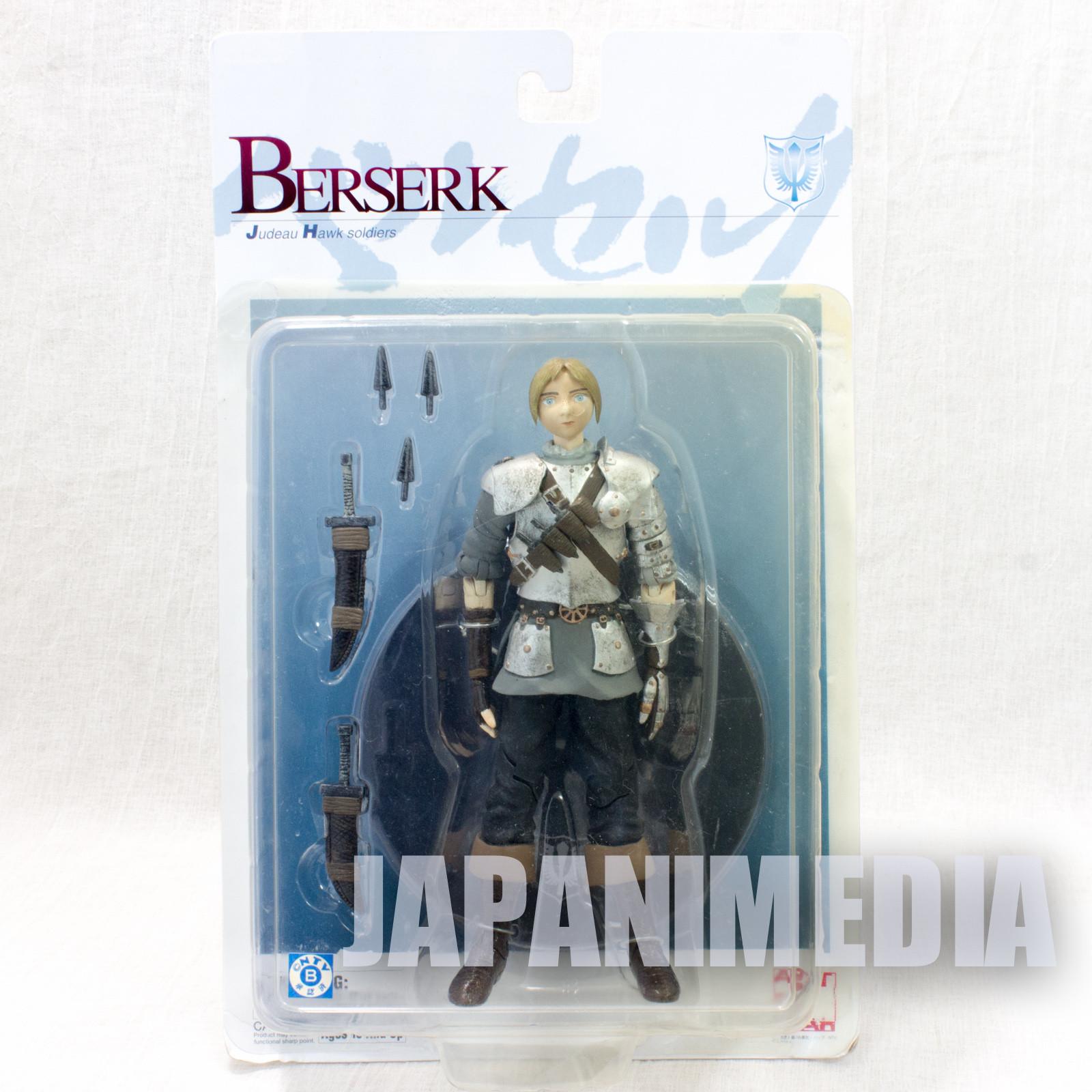 Berserk Judeau Hawk Soldiers Figure Art of War JAPAN ANIME MANGA