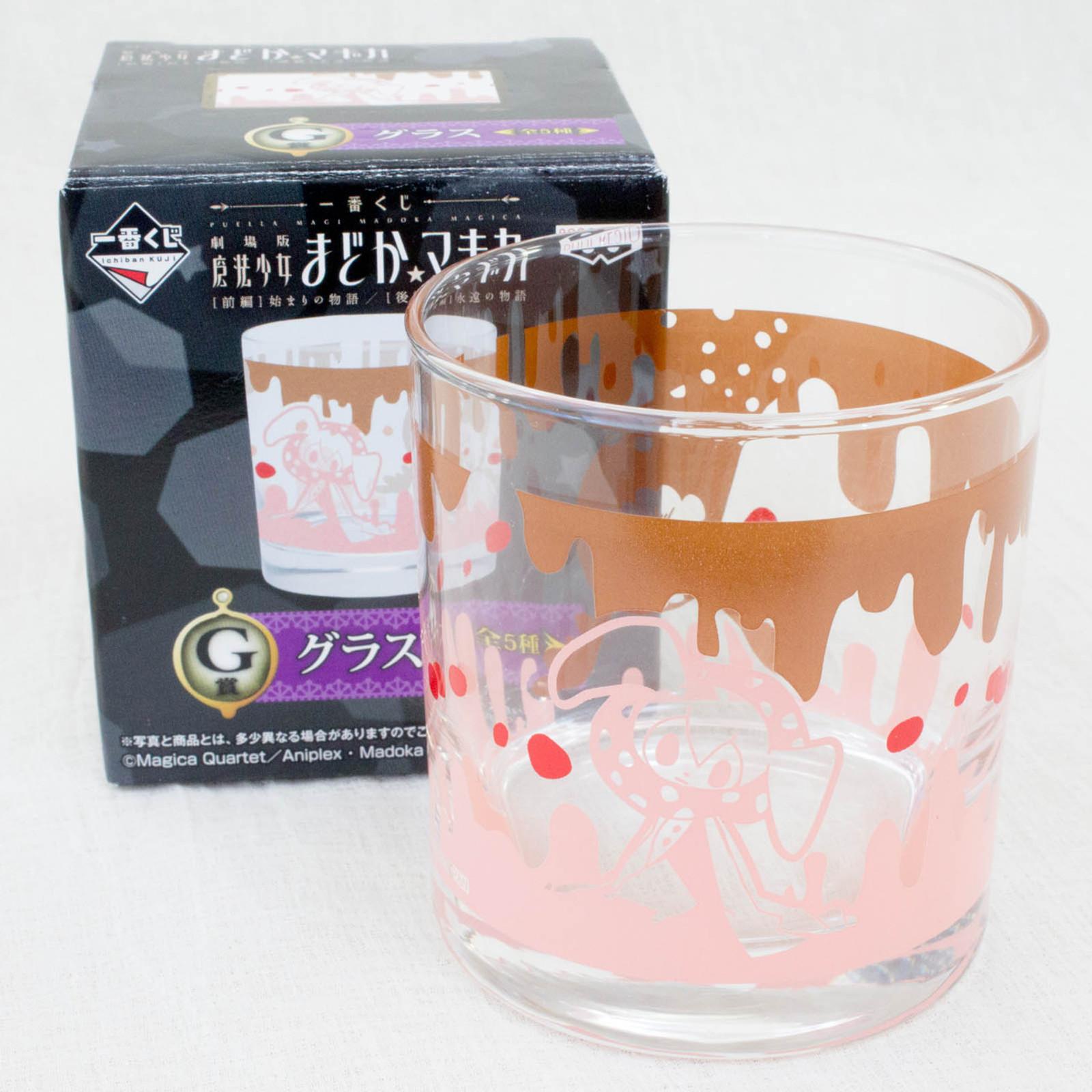 Puella Magi Magica Madoka Rock Glass Magiccraft Sweet Witch Charlotte JAPAN