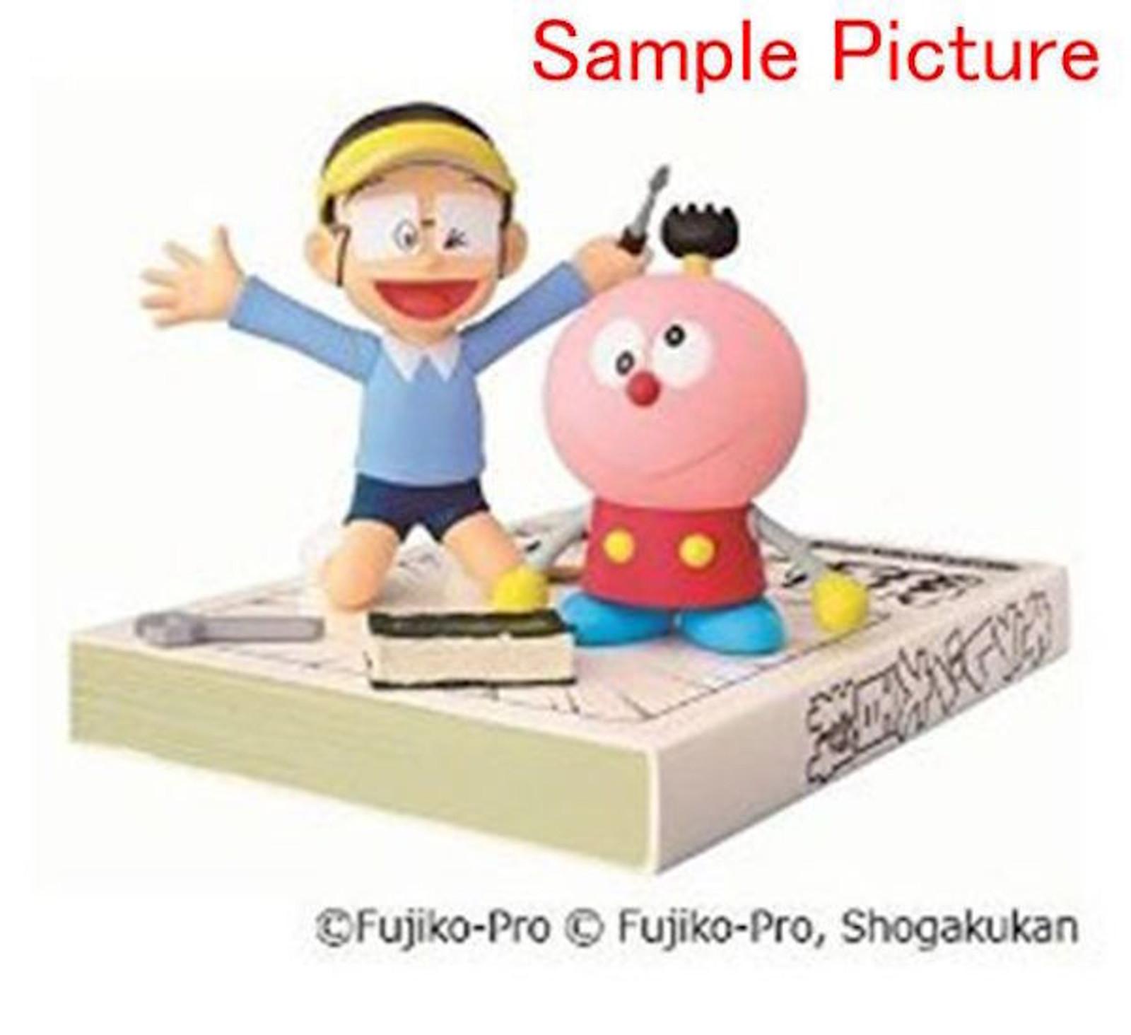 Kiteretsu Daihyakka First Appearance Korosuke Figure Fujiko F Fujio JAPAN ANIME