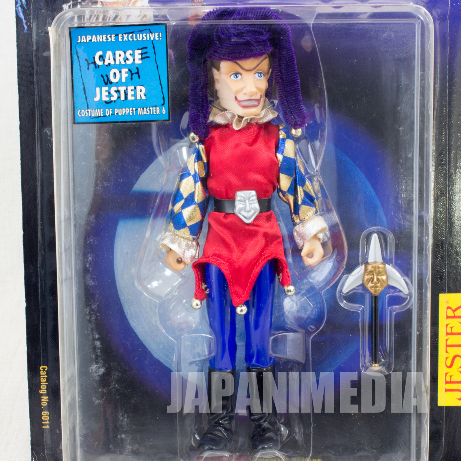 PUPPET MASTER Carse of Jester Figure Japanese Exclusive Full Moon Toys