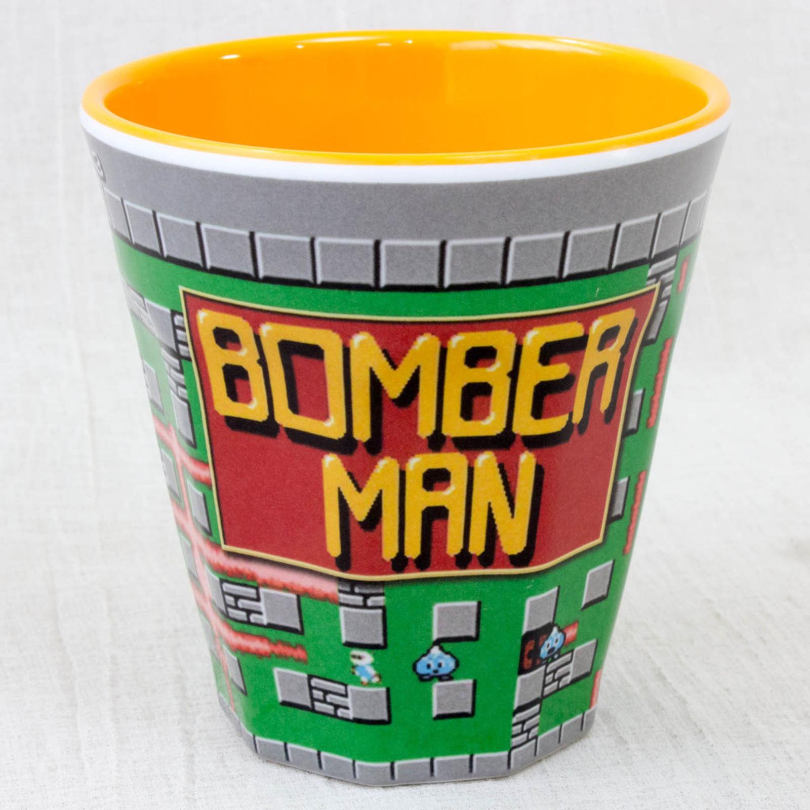 Bomber Man Famicom Melamine Cup Hudson Nintendo JAPAN NES