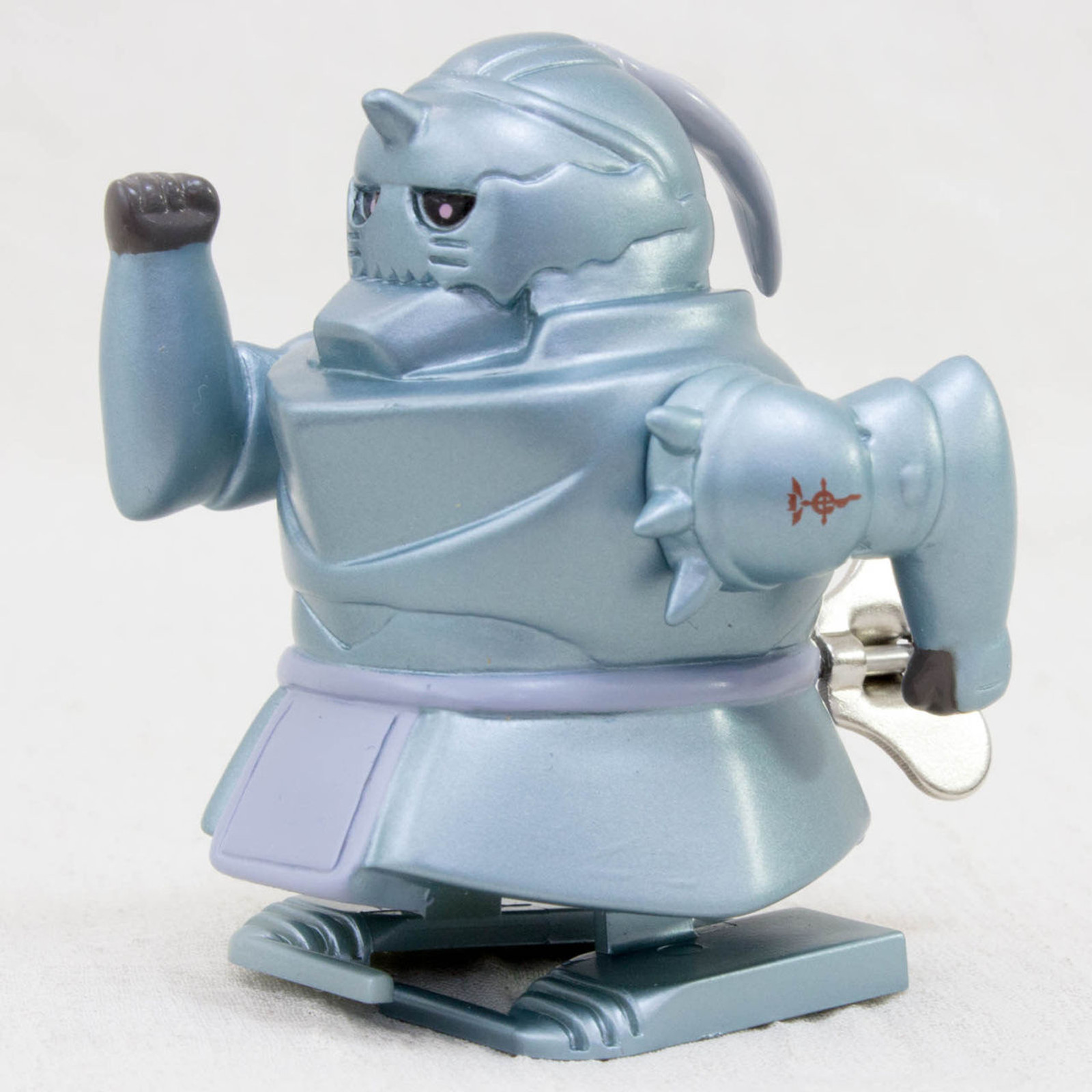 RARE! FullMetal Alchemist Alphonse Elric Wind-Up Figure JAPAN ANIME MANGA