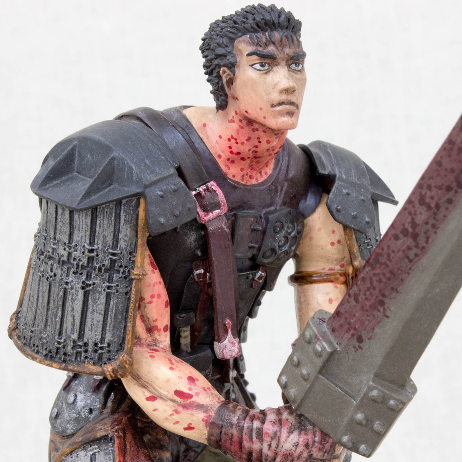 Berserk Guts MAKEN Limited Blood Splash Ver. Figure Art of War JAPAN ANIME MANGA