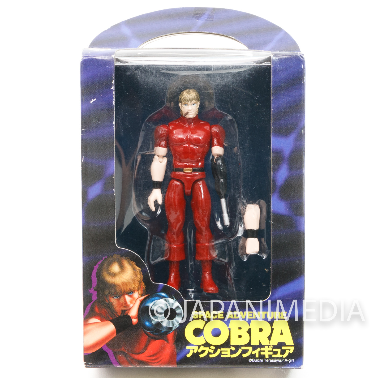 Space Adventure Cobra Action Figure Banpresto JAPAN ANIME MANGA
