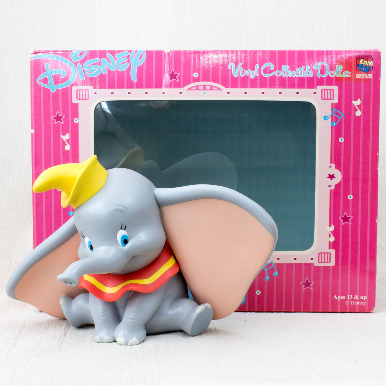 Disney Dumbo Vinyl Collectible Dolls Figure VCD Medicom Toy JAPAN ANIME