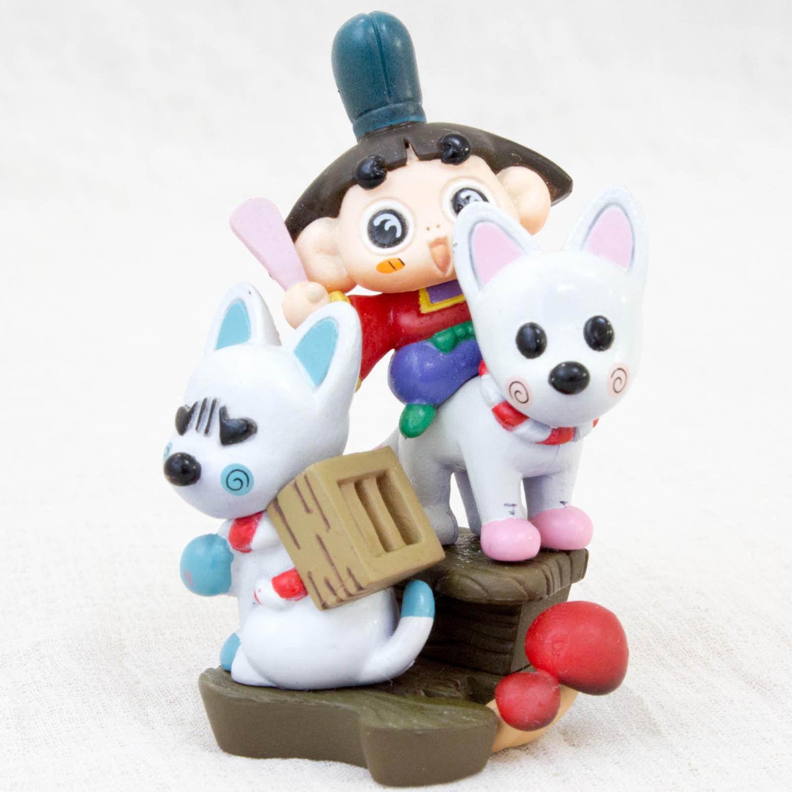 Ojarumaru Miniature Figure 1 Kaiyodo JAPAN ANIME MANGA NHK
