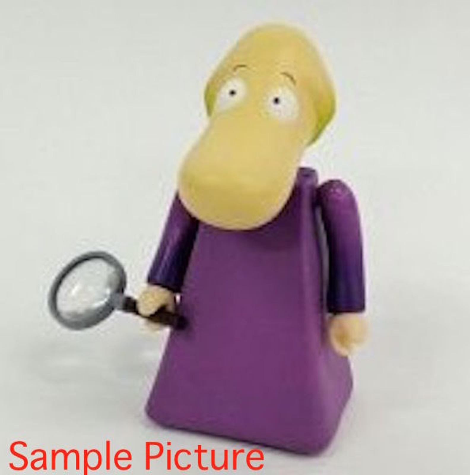 Kubrick Moomin Hemulem Figure Medicom Toy JAPAN ANIME