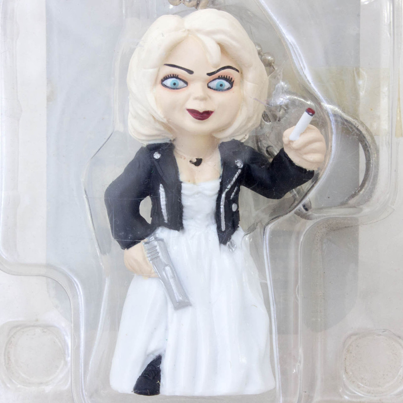 Bride of Chucky Tiiffany Figure Key Chain REDS JAPAN / Child's Play