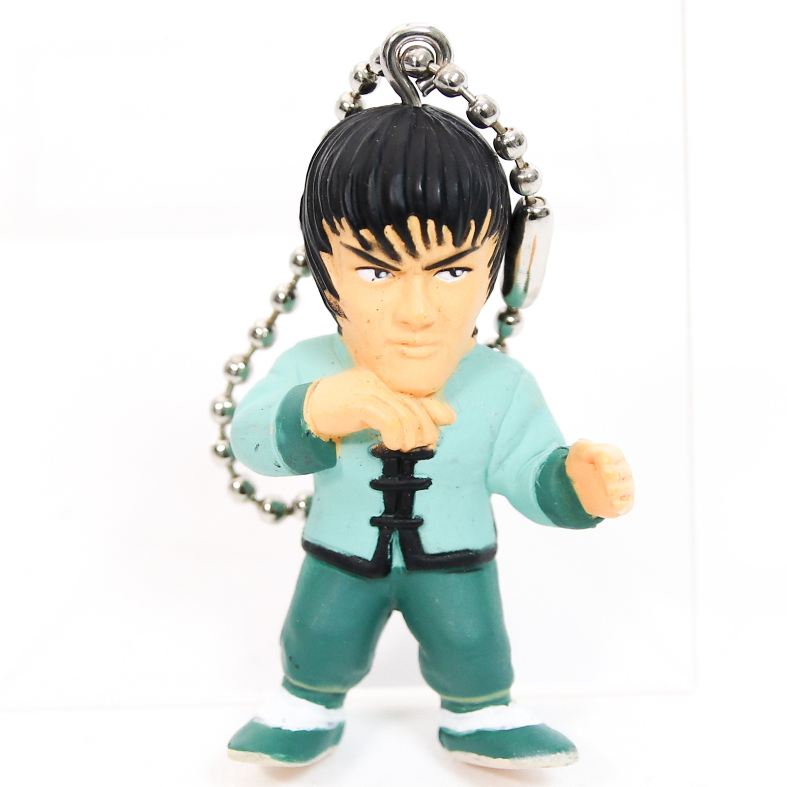 Tekken Forest Law Mini Figure Keychain JAPAN NAMCO GAME