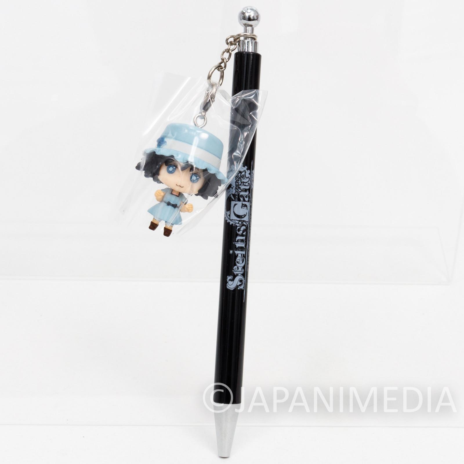 Steins ; Gate Mayuri Shiina Mini Figure Ball Point Pen JAPAN ANIME MANGA
