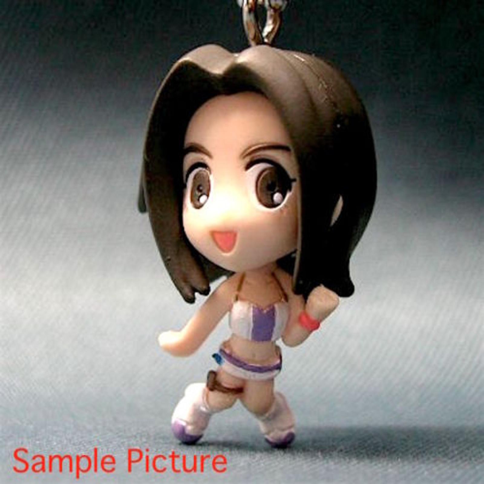 Eureka Seven 7 TALHO Mini Figure Ball Chain Bandai JAPAN ANIME MANGA