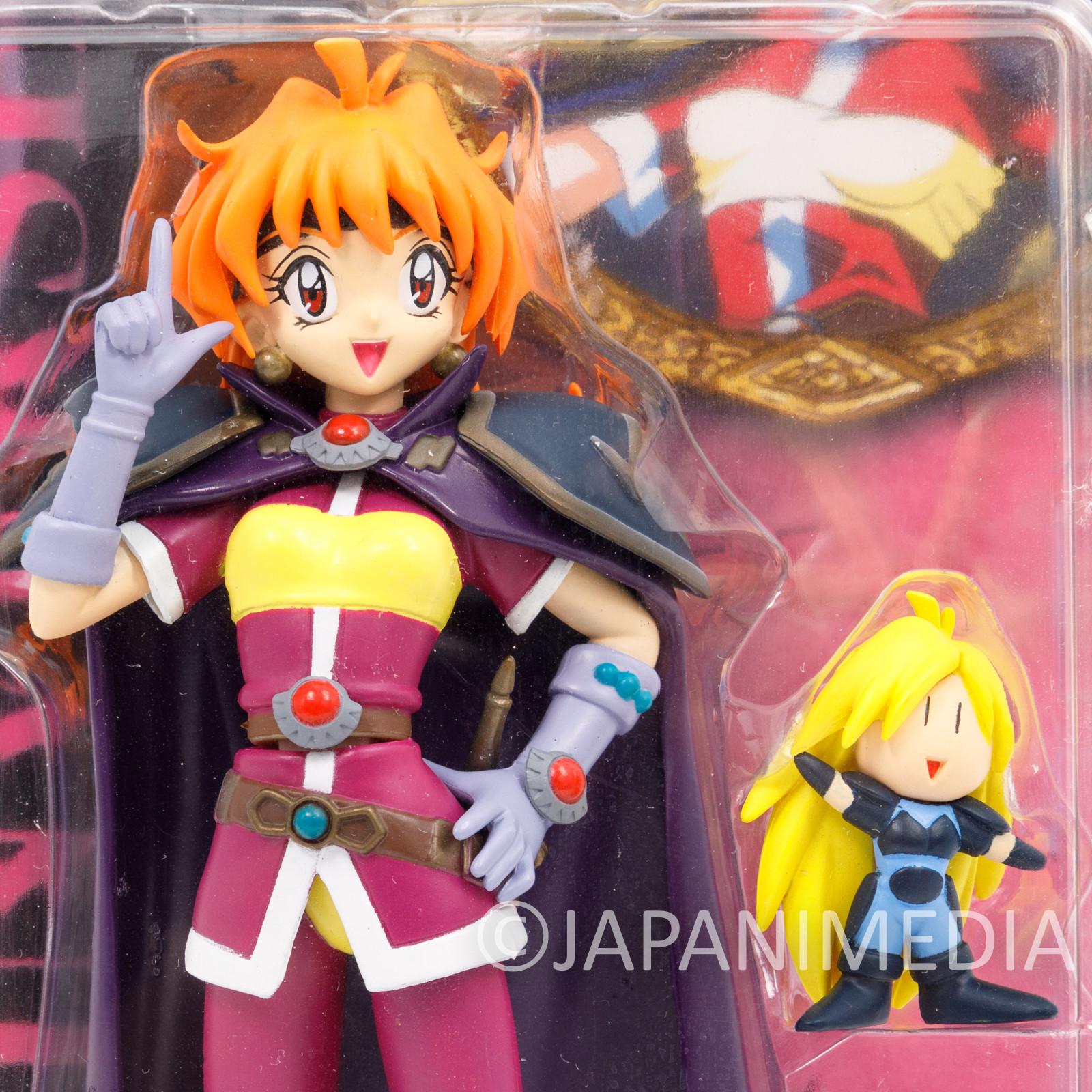 Slayers Try Lina Inverse Mini Gourry LM Figure BANDAI JAPAN ANIME MANGA