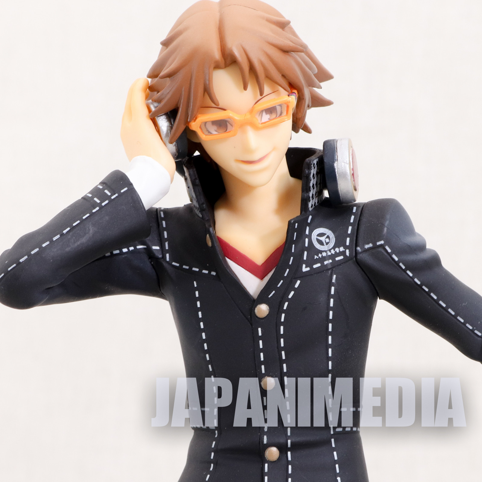 Happy Kuji P4 Persona 4  Prize B Hanamura Yousuke Figure JAPAN ANIME GAME