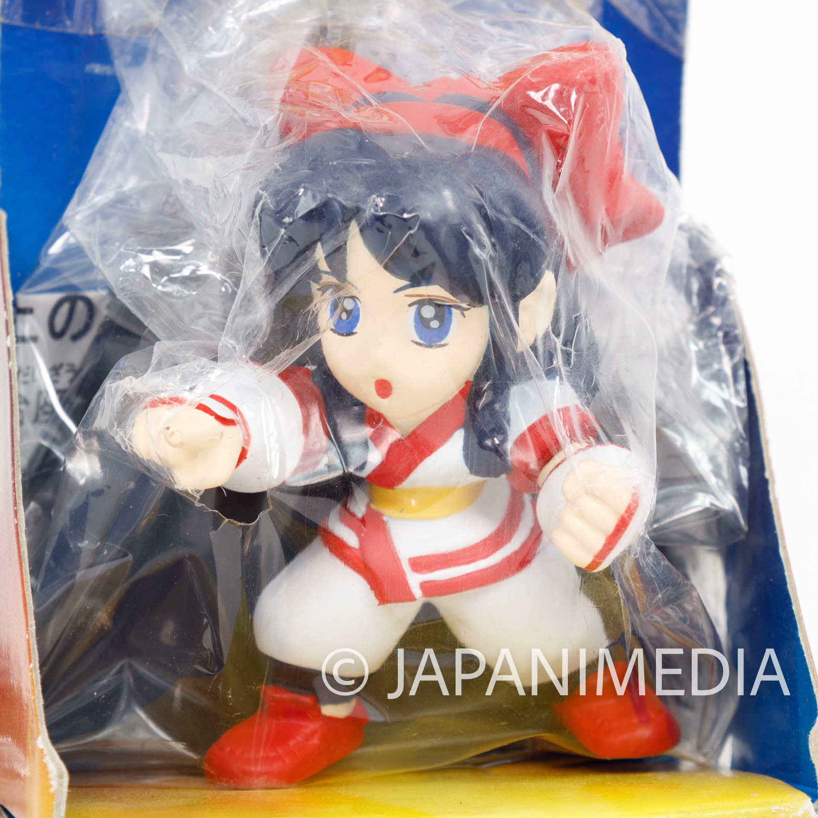 Samurai Shodown Nakoruru Figure Pocket Figure Capcom vs SNK JAPAN GAME