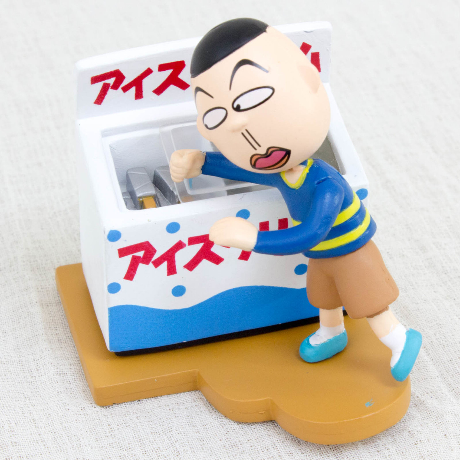 RARE! Chibi Maruko Chan Hamaji Diorama Mini Figure JAPAN ANIME MANGA