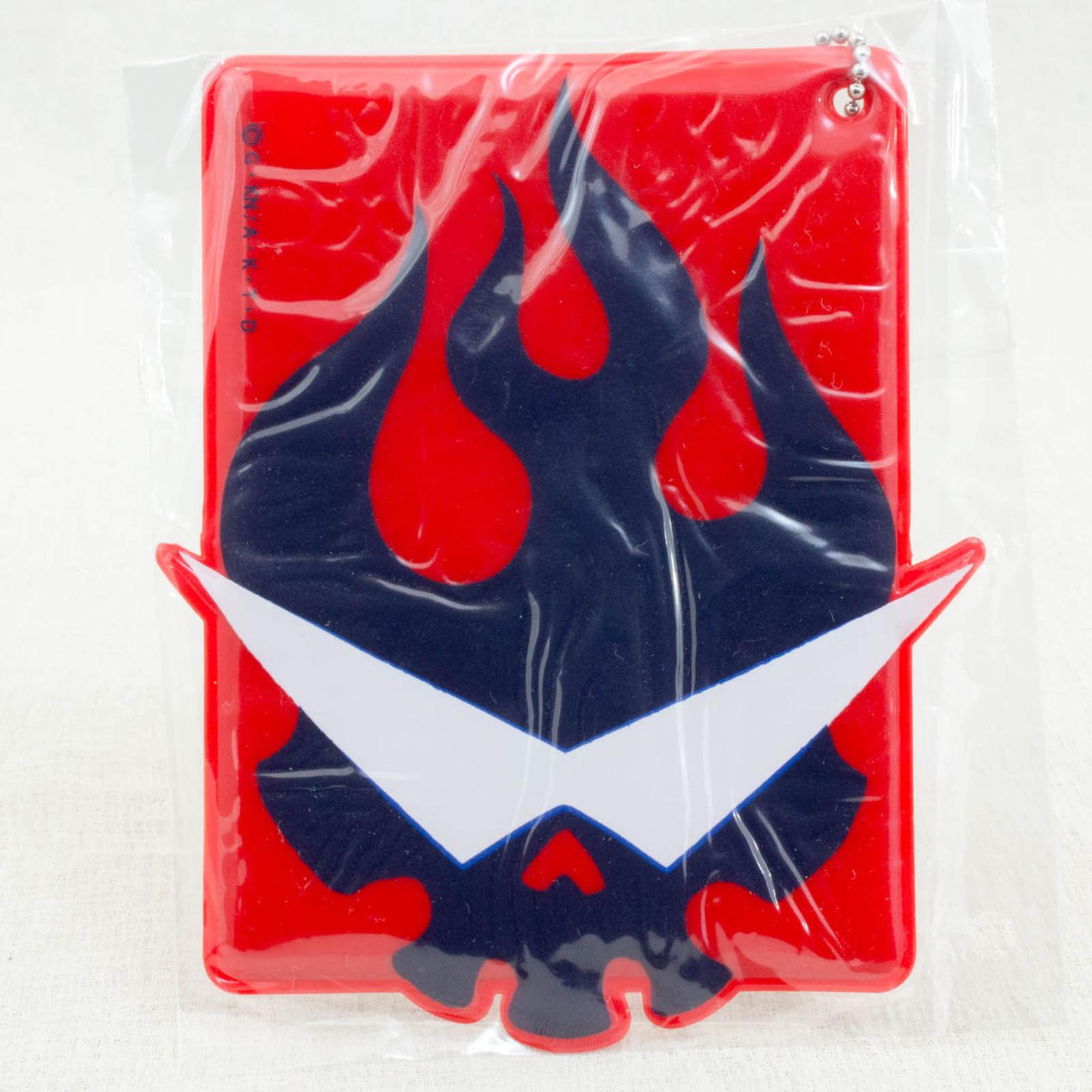 RARE! Gurren Lagann Team Gurren Mark Pass Card Holder Case JAPAN ANIME MANGA