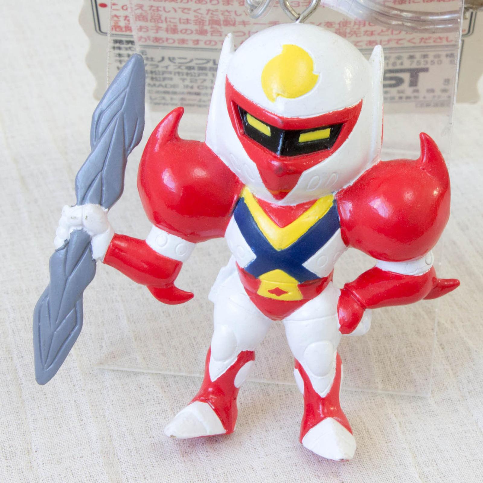 Tekkaman The Space Knight Figure Key Chain Tatsunoko Pro JAPAN ANIME MANGA