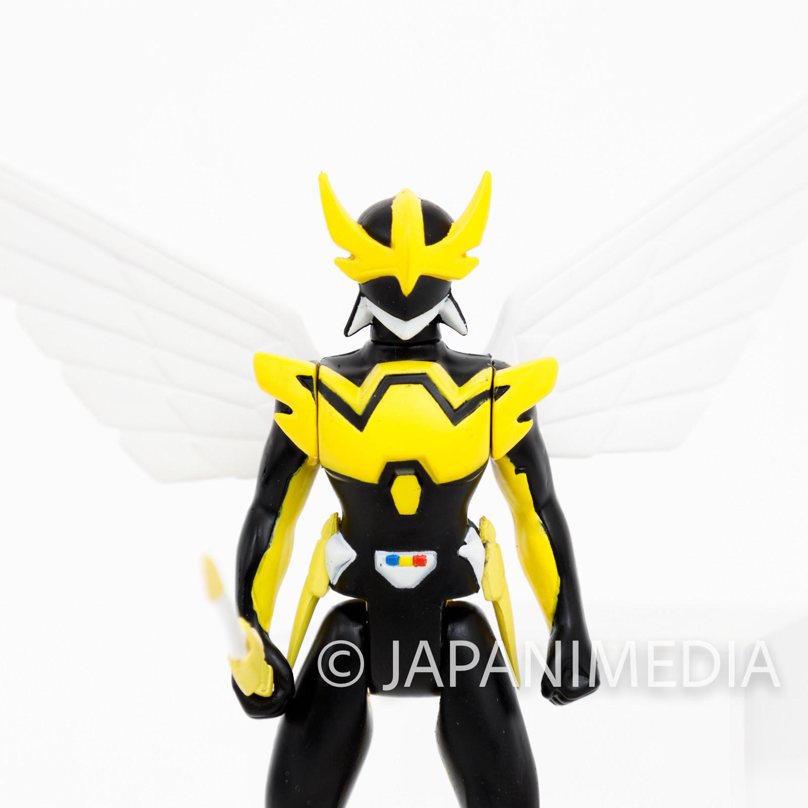 WINGMAN Yellow Action Figure Collection Banpresto JAPAN ANIME MANGA