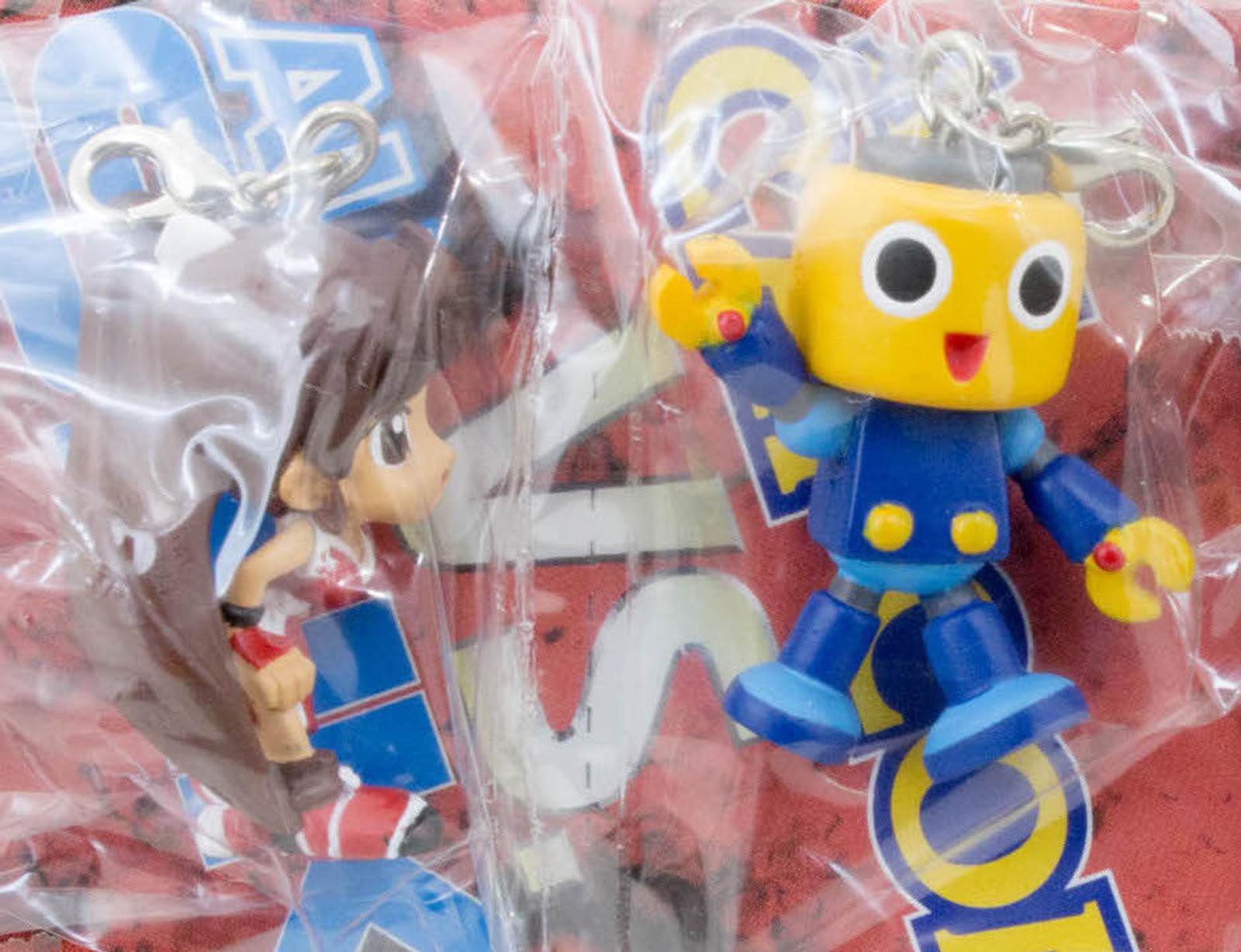 Kobun & Mai Shiranui SNK VS Capcom Figure Mascot King of Fighters JAPAN GAME