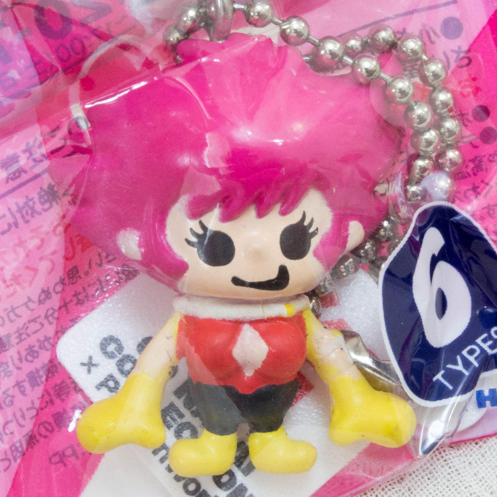 Cutie Honey Mini Figure Ballchain Nagai Go Panson Works JAPAN ANIME MANGA