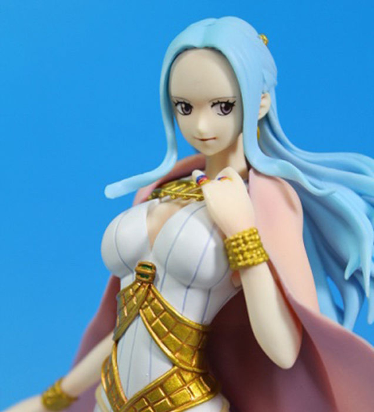 ONE PIECE Vivi Girls Collection Vol.2  Figure Ichiban Kuji Banpresto JAPAN ANIME